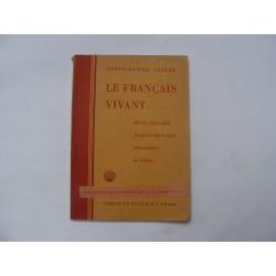 Le francais vivant