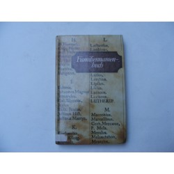 Familiennamenbuch
