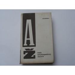 Malý encyklopedický slovník