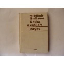 Nauka o českém jazyku