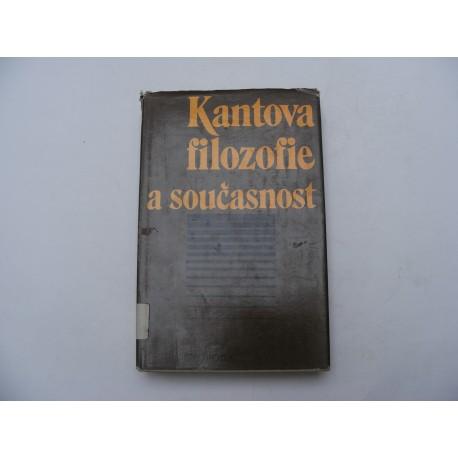 Kantova folozofie a současnost