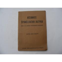 Učebnice španělského jazyka
