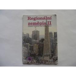 Regionální zeměpis II