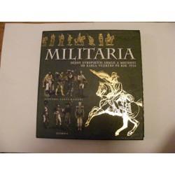 Militaria Dějiny evropských armád a mocností od Karla Velikého po rok 1914