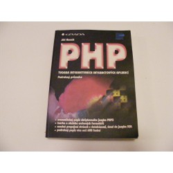 PHP tvorba interaktivních internetových aplikací