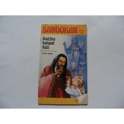 Sandokan - Kněžka bohyně Kálí