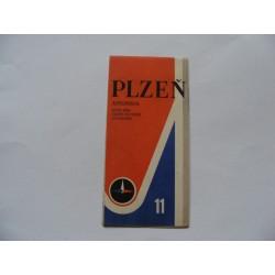 Plzeň automapa
