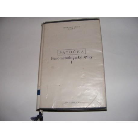 Fenomenologické spisy1