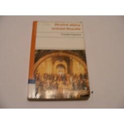 Stručné dějiny antické filozofie