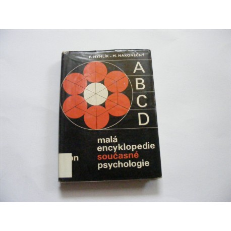 Malá encyklopedie současné psychologie