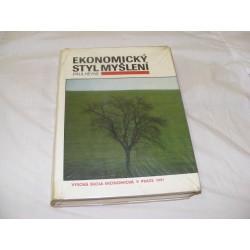 Ekonomický styl myšlení