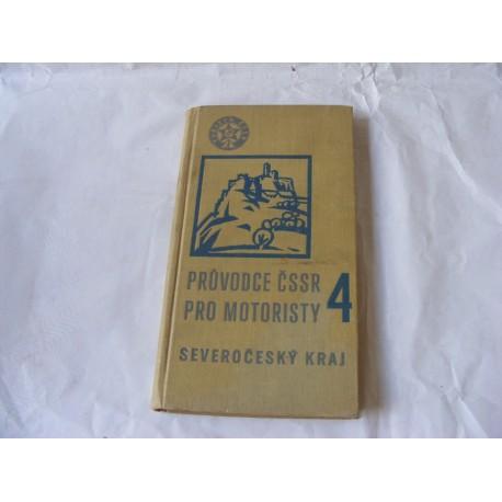Průvodce ČSSR pro motoristy