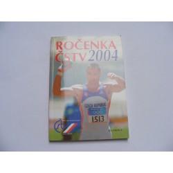 Ročenka ČSTV 2004