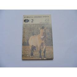 Zvířata celého světa 2 Koně osli a zebry