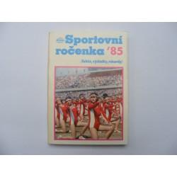 Sportovní ročenka 85