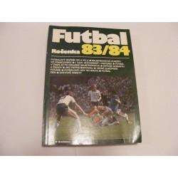 Ročenka Futbal 83/84