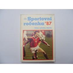 Sportovní ročenka 87