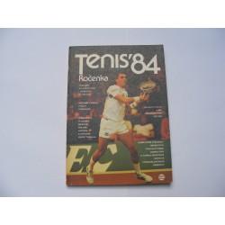 tenis 84 ročenka