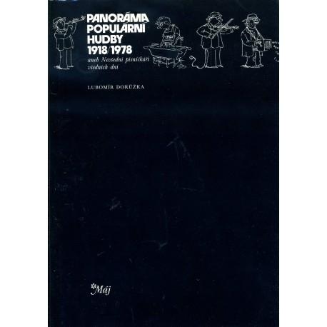 Panorama populární hudby 1918/1978