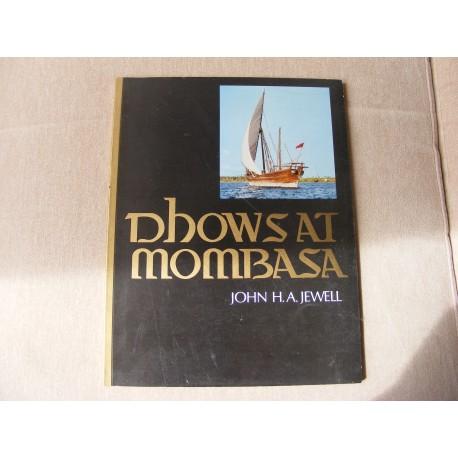 Dhows at Mombasa