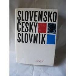 Slovensko český slovník
