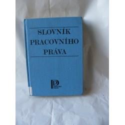 Slovník pracovního práva