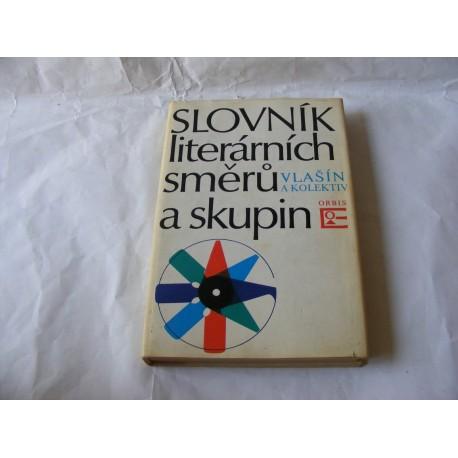 Slovník literárních směrů a skupin