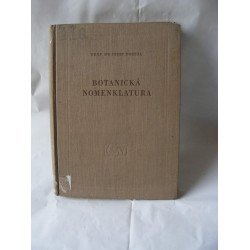Botanická nomenklatura