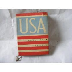 USA informační slovník
